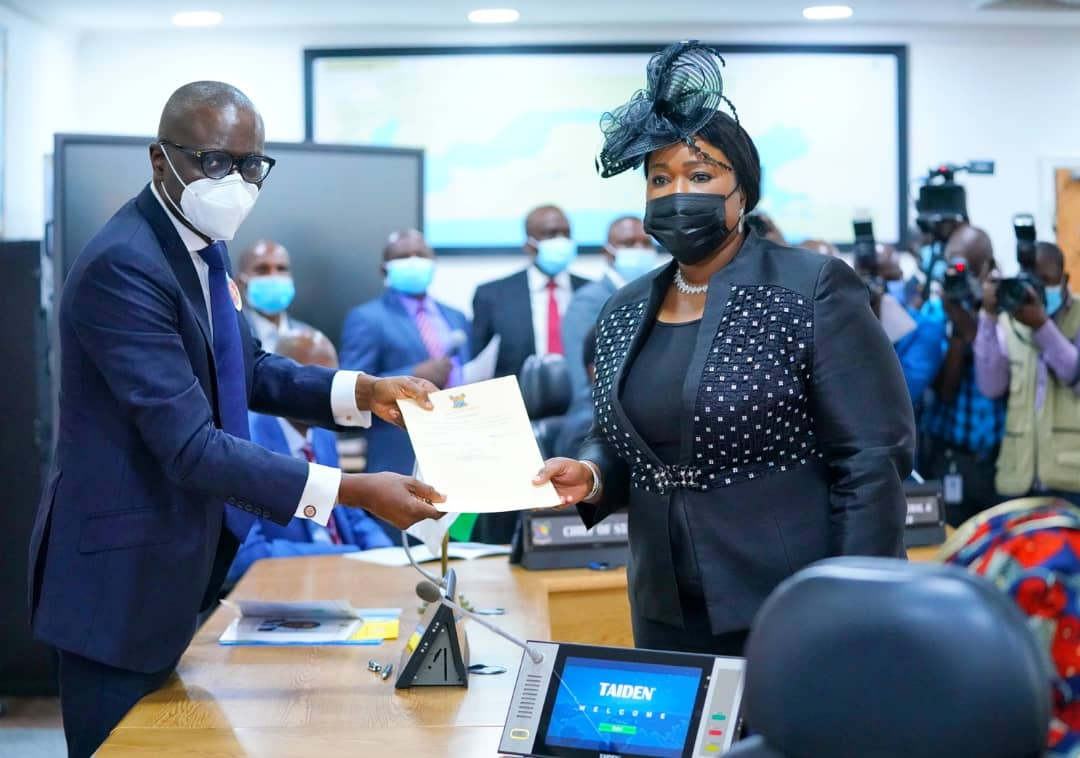 Gov. Sanwo-Olu Swears-In New High Court Judges, At Lagos Hou