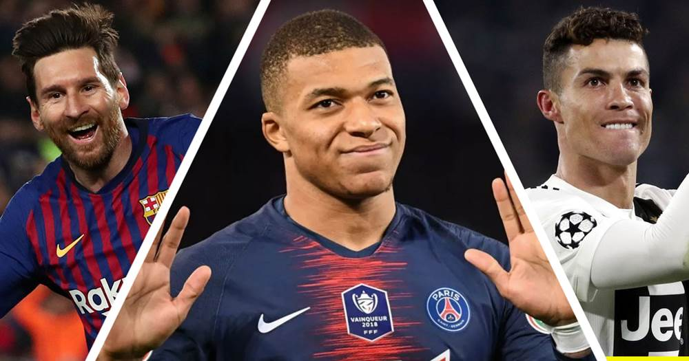 Can Mbappe Reach Messi And Ronaldo's Level?