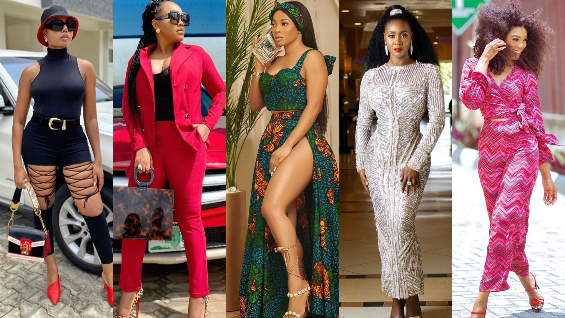 Which Of these female celebrities would you consider the mos