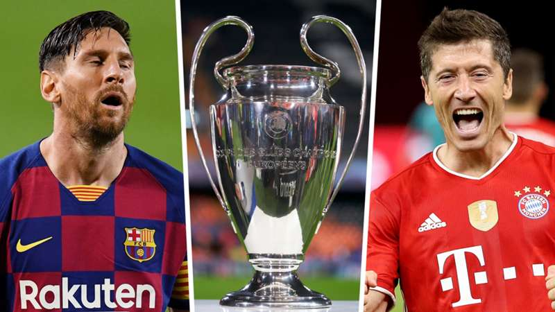 UCL: Who Will Go Through To The Semifinal Between Barcelona