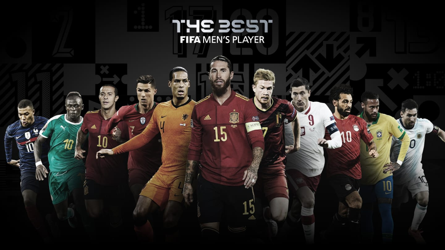 Who Will Win The Best FIFA Men's Player 2020?