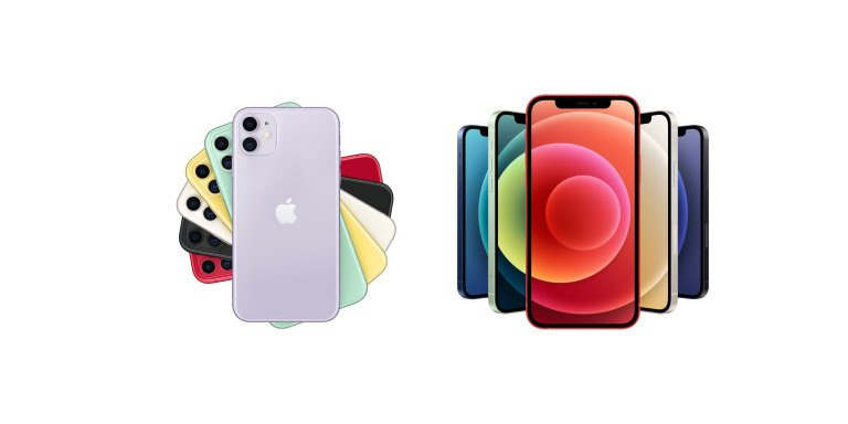 iPhone 12 vs iPhone 11 - Which would you buy? Old or New
