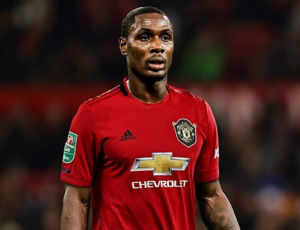 Man Utd Bans Odion Ighalo From Training Ground Over Fears Of