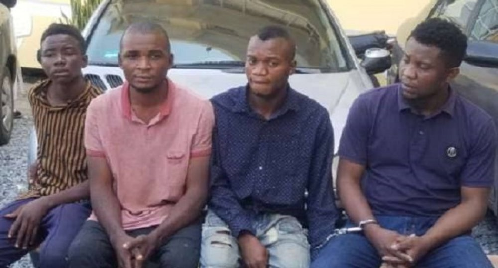 Police Arraigns Suspects Of Mpape Bank Robbery