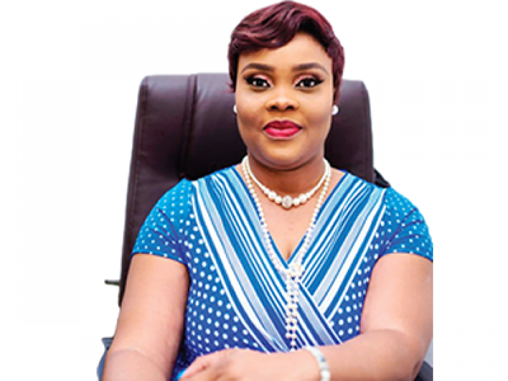 Image result for Mrs Susan Akporaiye, the National President of the association,
