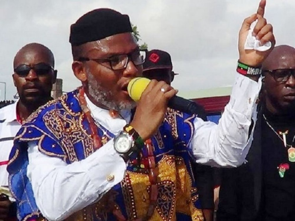 Biafrans Are Ready! IPOB's Nnamdi Kanu Declares