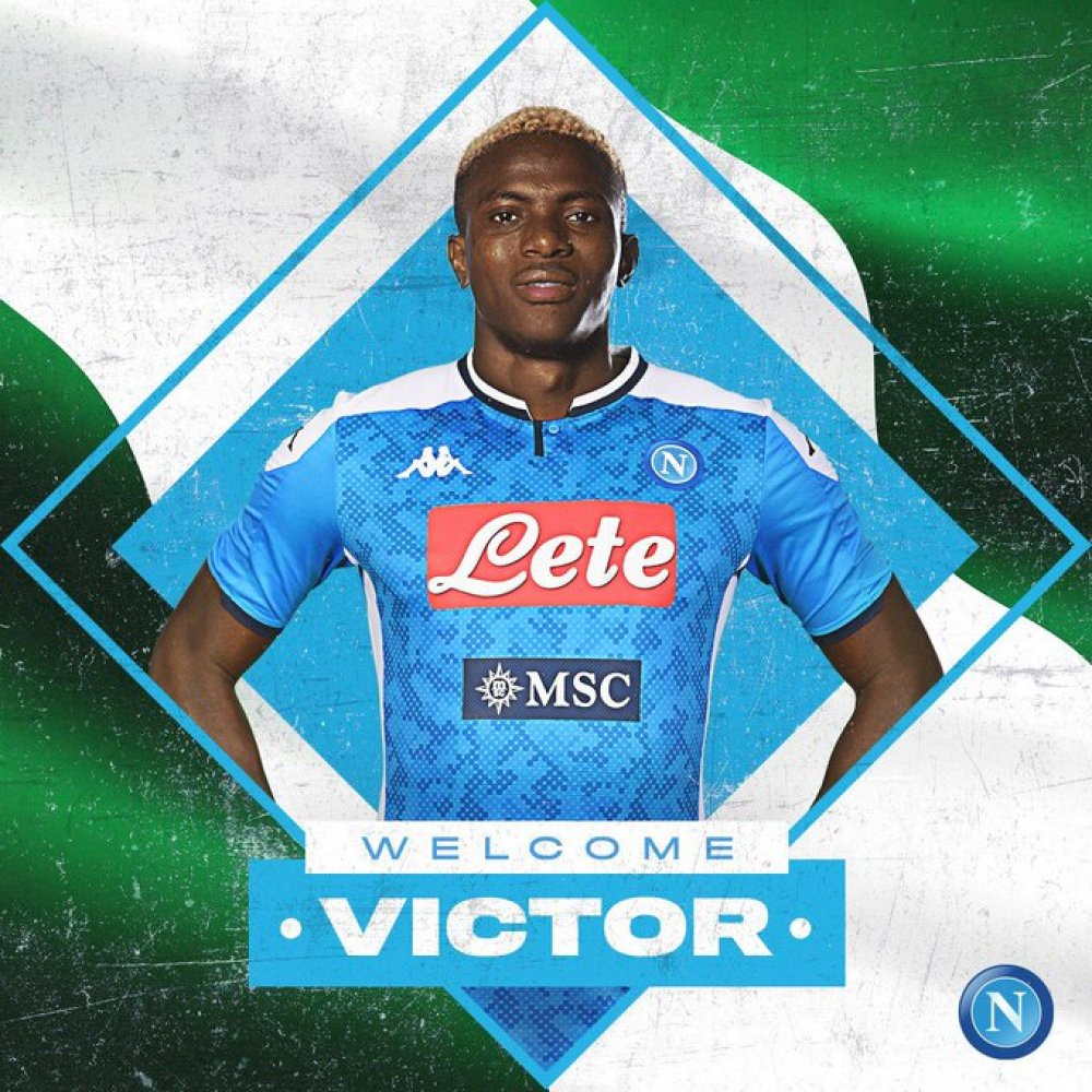 Victor Osimhen: Napoli's Full Affirmation As Nigerian Is Off