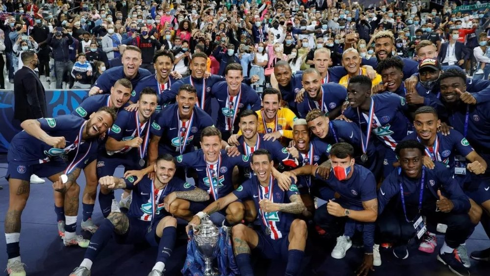 PSG Wins French Cup On Penalties, Mbappe Absence Dulls Attac