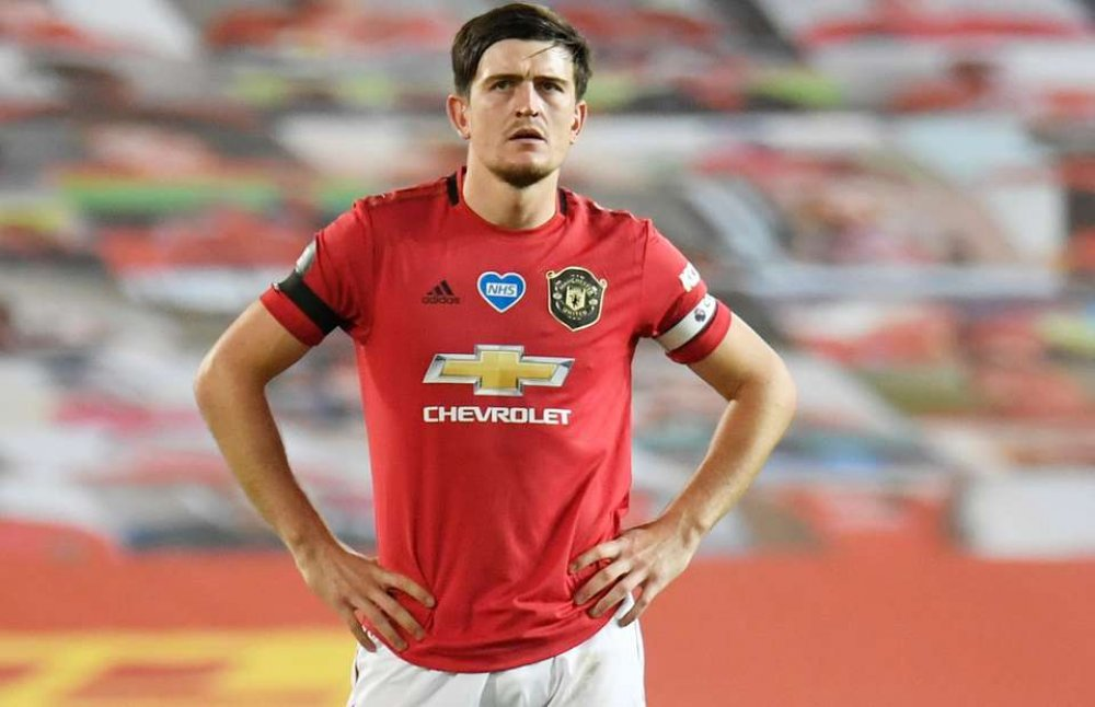 Manchester United Captain Harry Maguire Has Been Arrested I