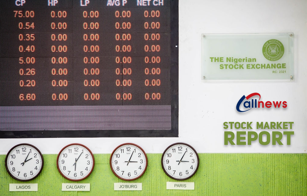 Nigerian Stock Market Drags On As Dangote, Elumelu ENDSARS I