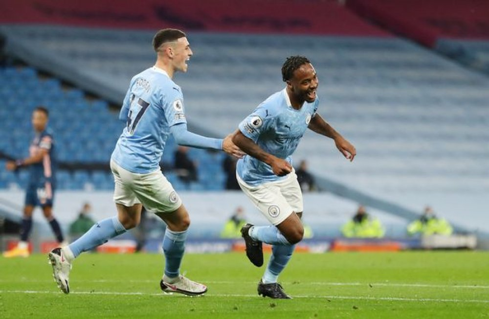 Sterling's Lone Goal Lifts Man City Past Arsenal At Etihad