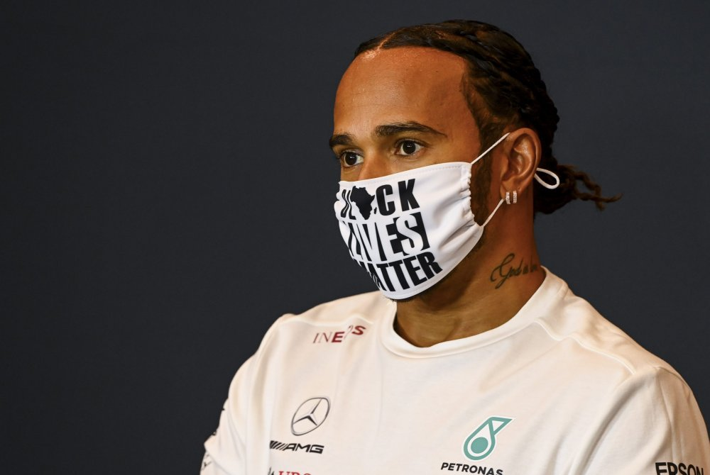 COVID-19: Lewis Hamilton To Miss F1 Sakhir GP After Positive