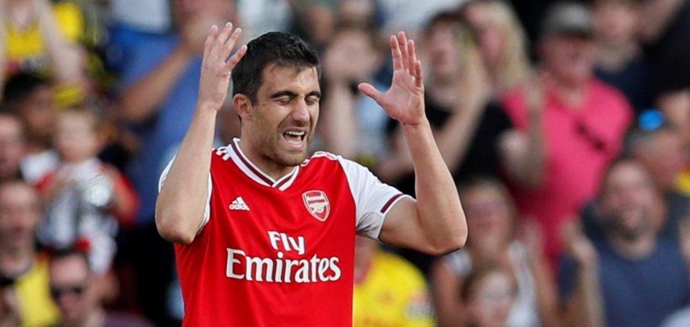 January Transfer: Sokratis On Arsenal Transfer List After Saliba's Move
