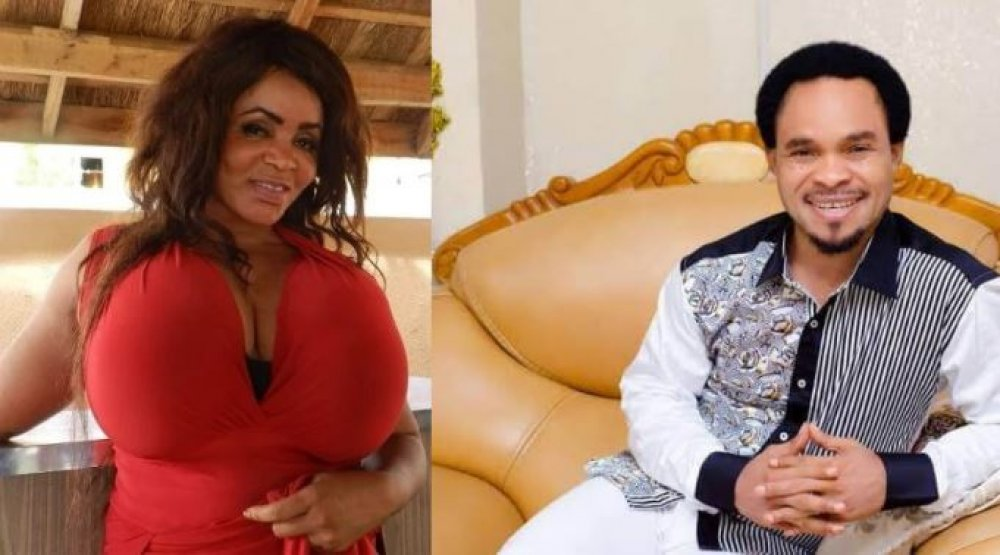 VIDEO: Cossy Orjiakor Vibes To Odumeje's Song