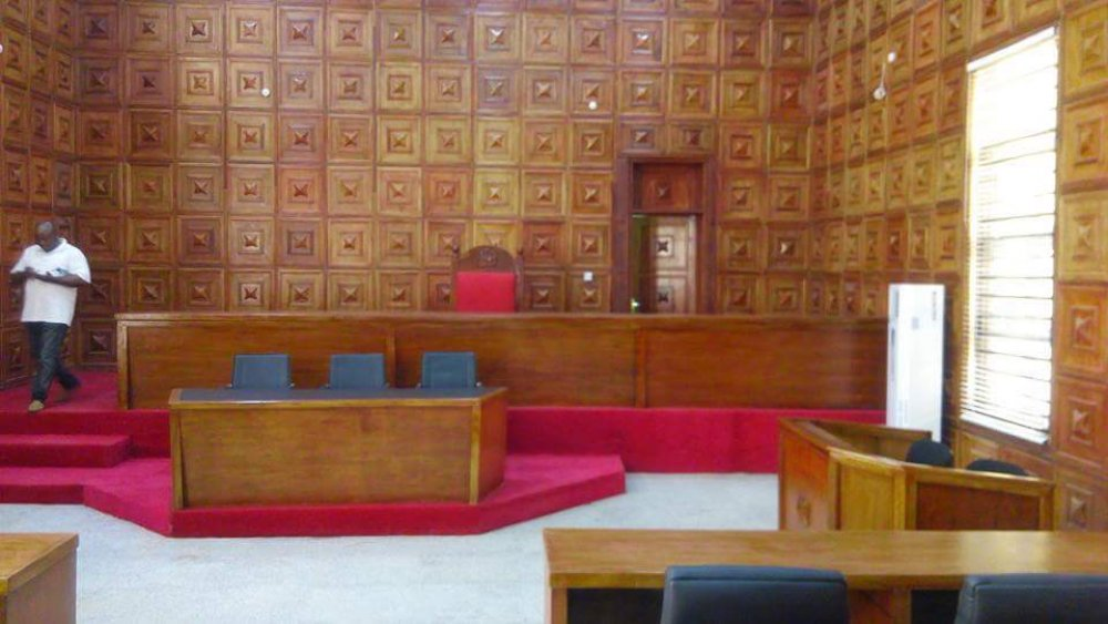 Three Salesmen In Court For Stealing Tomato Paste