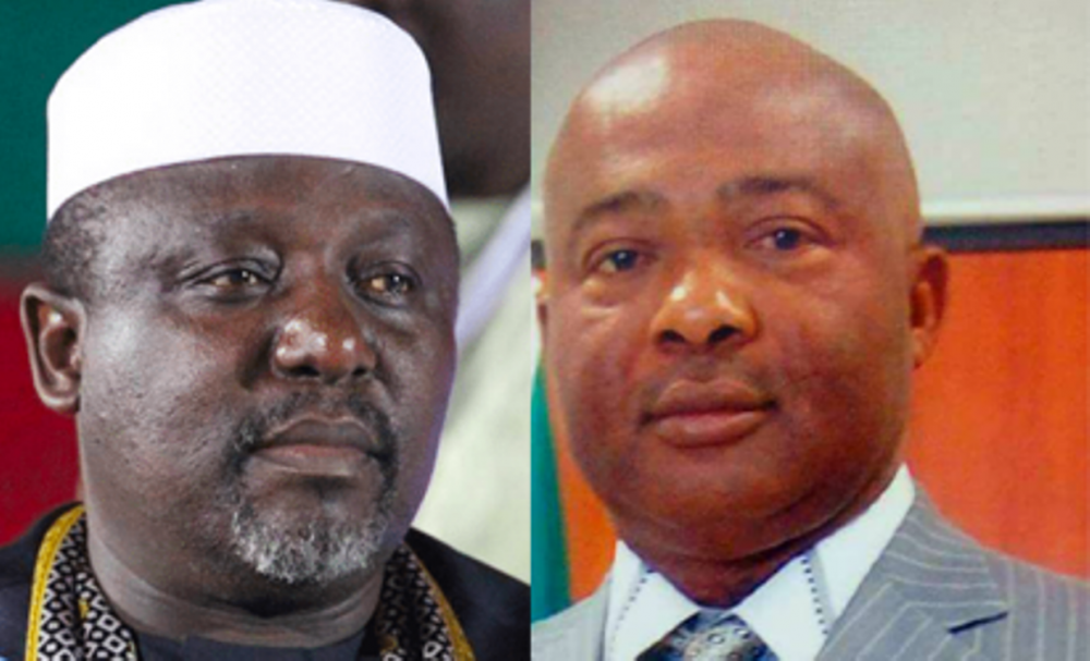 PDP Says Uzodinma, Okorocha Turning Imo Into War Z... | AllNews