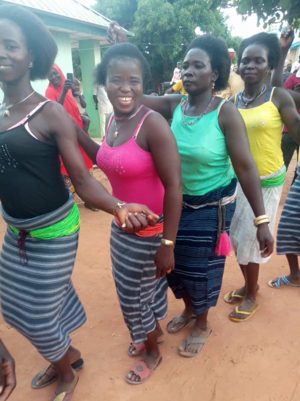 The Molongom Festival Of The Kambari Tribe Of Kebbi State allnews.ng