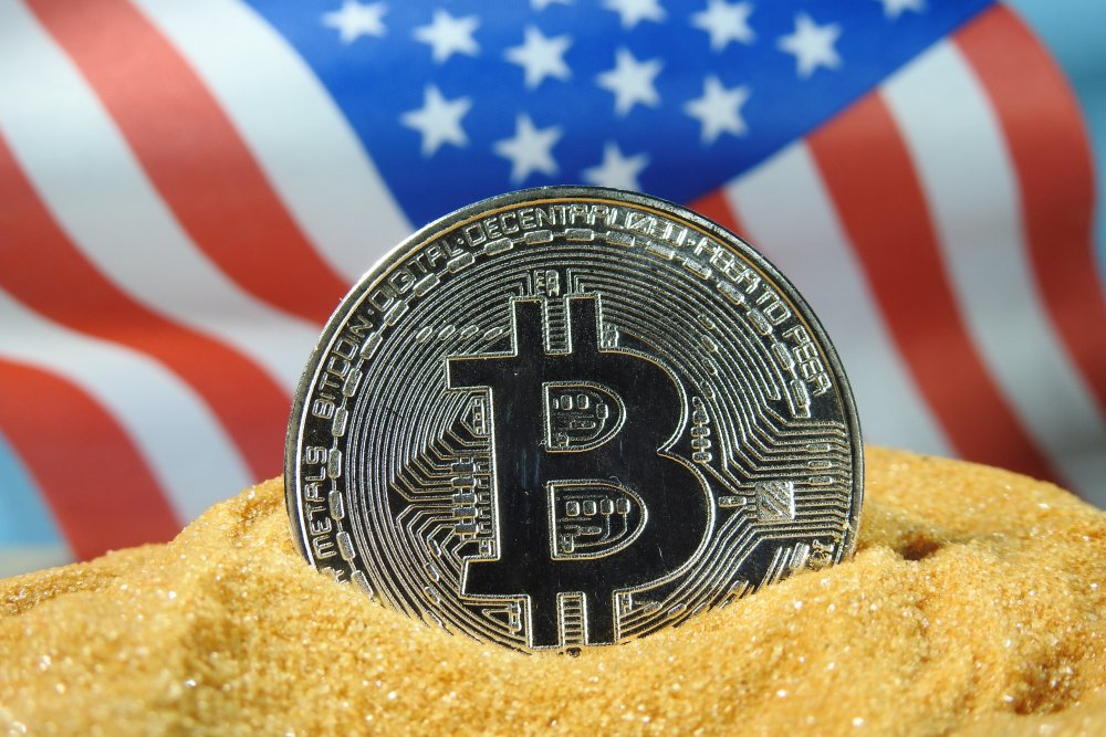 Bitcoin Breaks Through To $54k After U.S Government Auctions