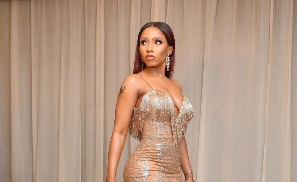 VIDEO: BBN Mercy Eke Shows Off Her Expensive Collection Of B