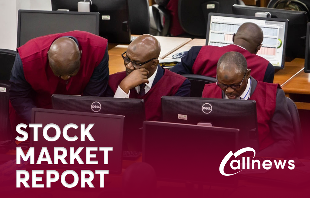 NSE Market Data: Investors Lose N78bn As All Share Index Dip