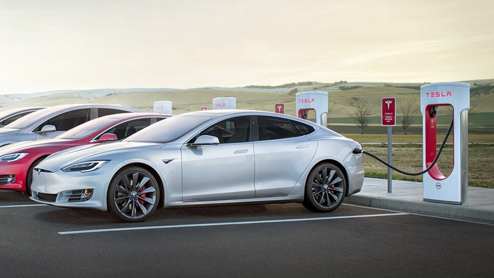 Tesla Rolls Out Supercharger Model For Faster Installations