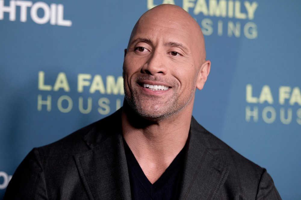 Dwayne Johnson Reacts To Poll Showing How Many Americans Wan