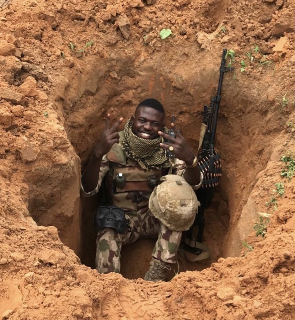Opinion: TROUBLE IN KONSHISHA (The Nigerian Soldier Deserves