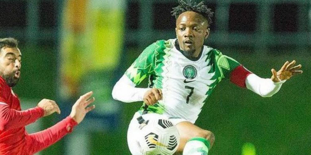 Ahmed Musa: Details Of Super Eagles Captain's Contract Wit