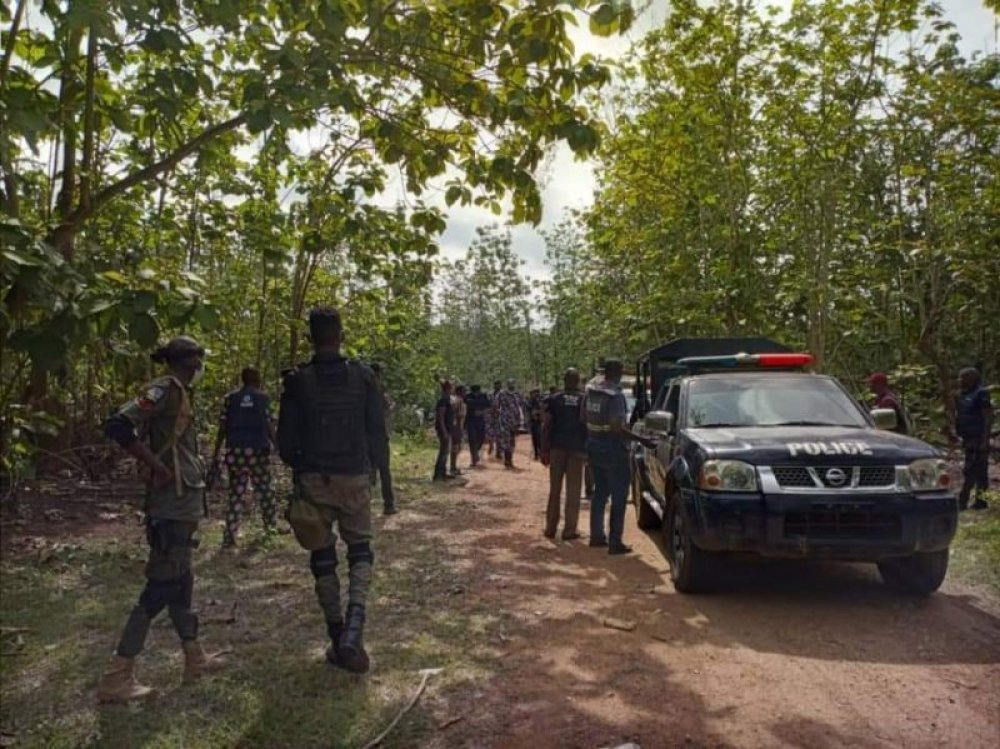 Insecurity: Oyo Police Storm Forest In Search Of Kidnap Vict