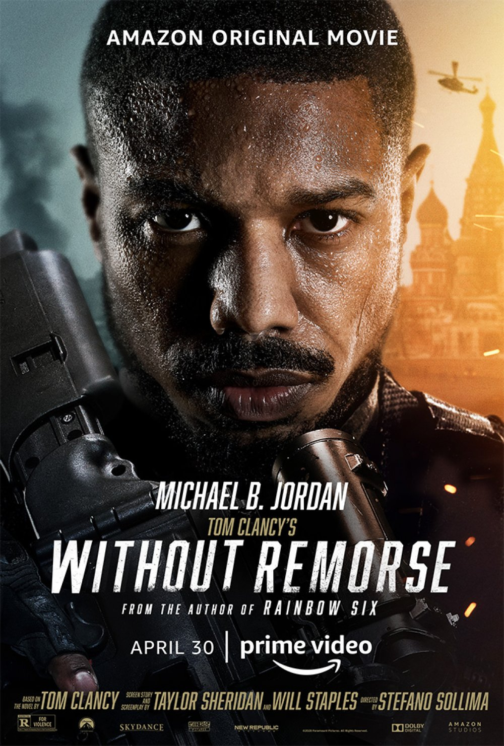 Without Remorse movie poster