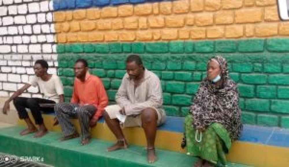 Kaduna Kidnap Suspects