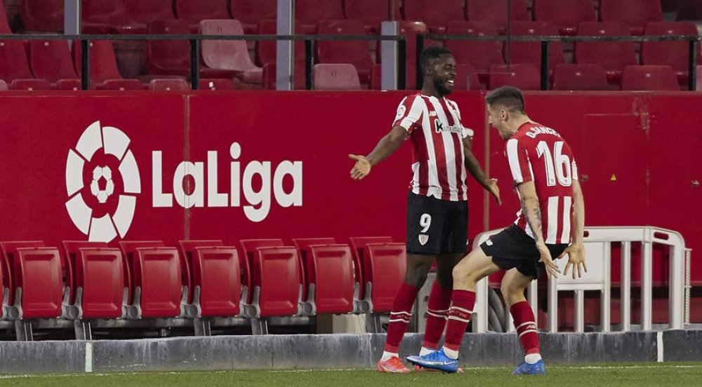 La Liga: Sevilla Drop In Title Race With Loss To Athletic