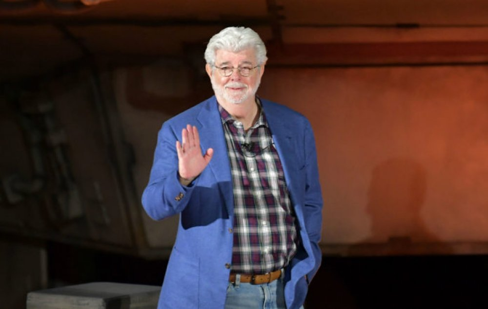 Hollywood filmmaker George Lucas/Image Source: Getty Images