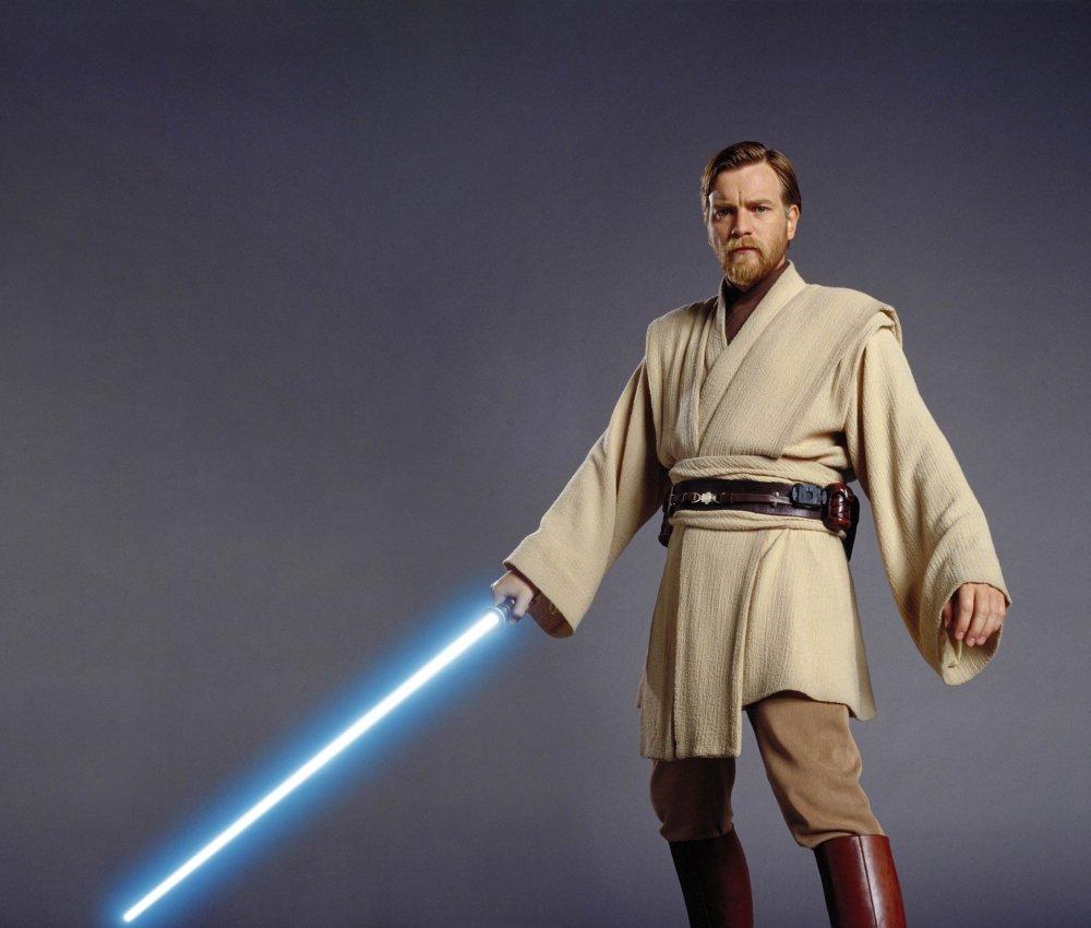 Ewan McGregor as Jedi Master Obi-Wan Kenobi/Image Source: Time Magazine