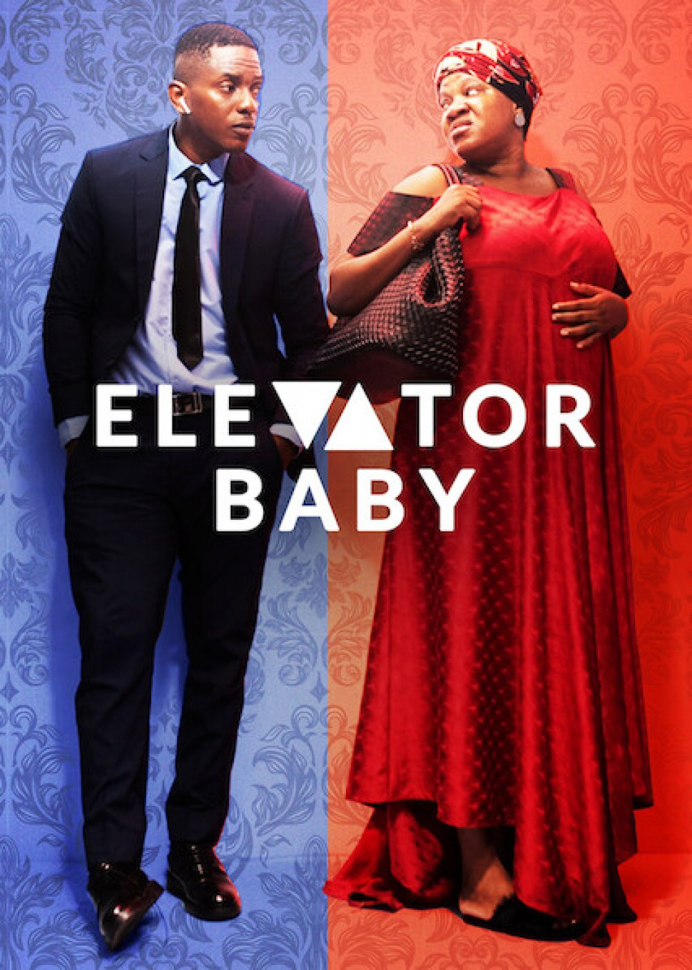 Elevator Baby Movie Poster