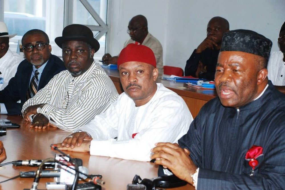 Southern Senators' Forum Lauds Governors On Secu... - AllNews Nigeria