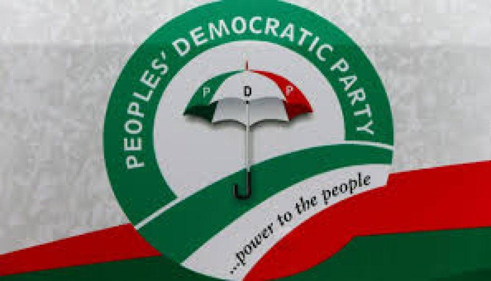 PDP NWC Dissolves Cross River Caretaker Committee,... - AllNews Nigeria
