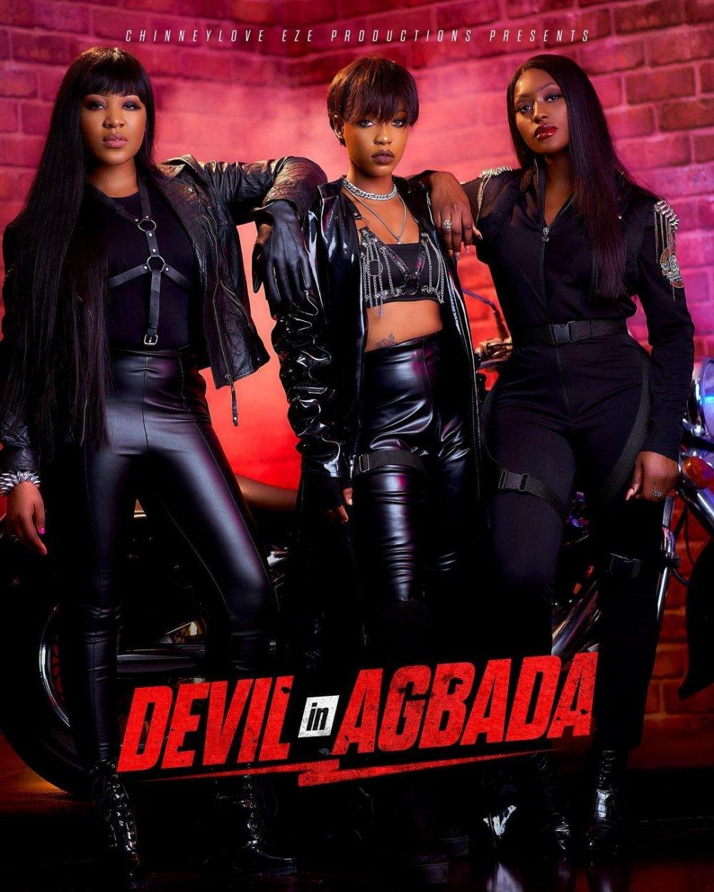BBNaija: Erica stars in Action-Packed movie