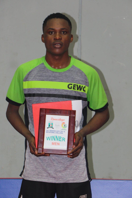 table tennis Nigeria