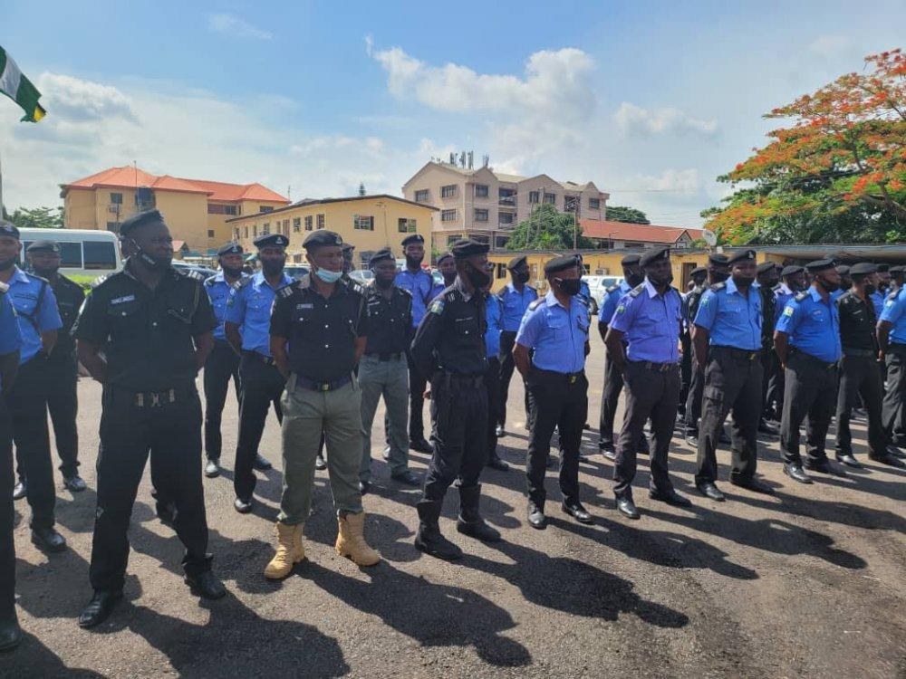 CP Hakeem Odumosu Declares Total War On Robbers In Lagos