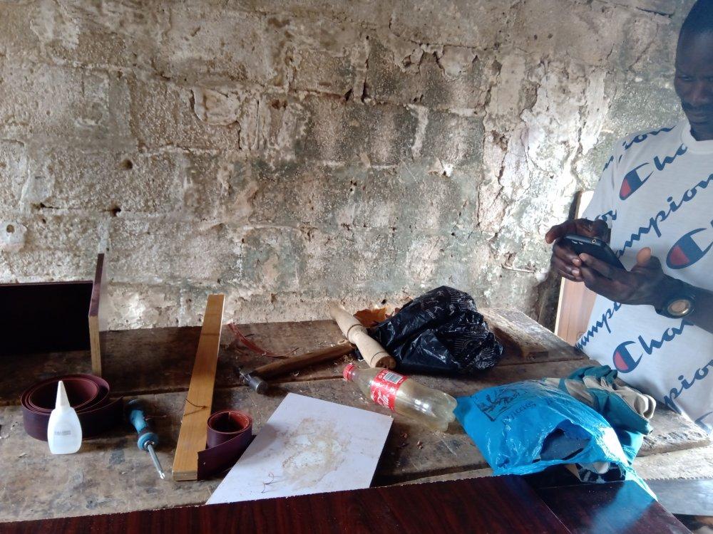 Furniture maker in Ketu Lagos