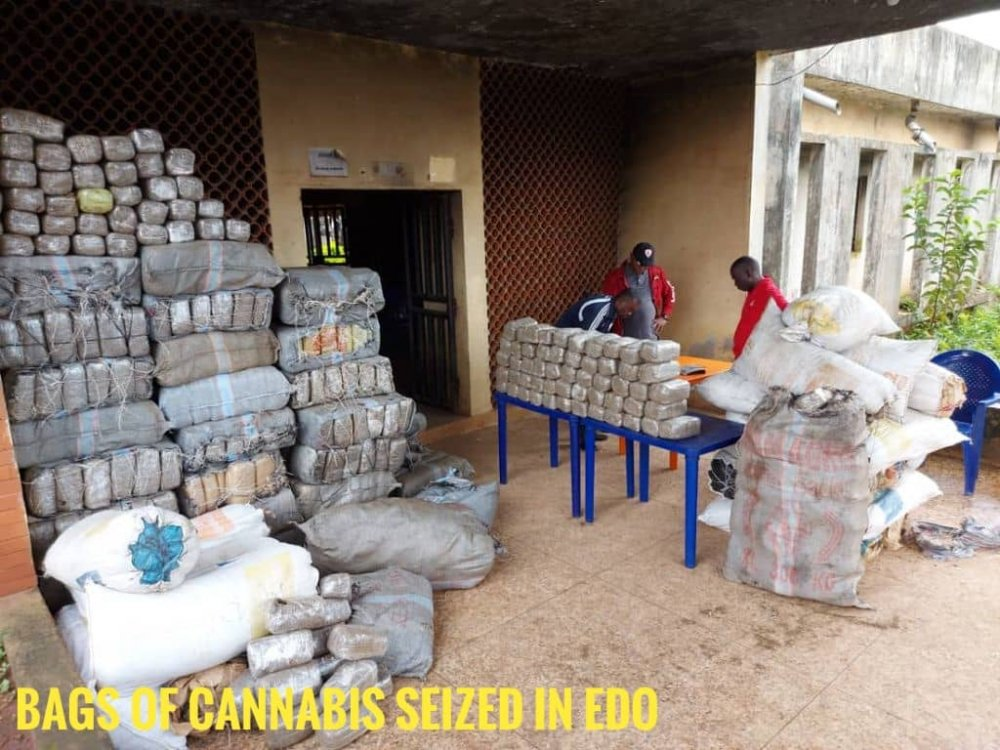 NDLEA Intercepts 24, 311kgs Heroin, Codeine In Fresh Drug Busts At Lagos Airport, Tincan Seaport