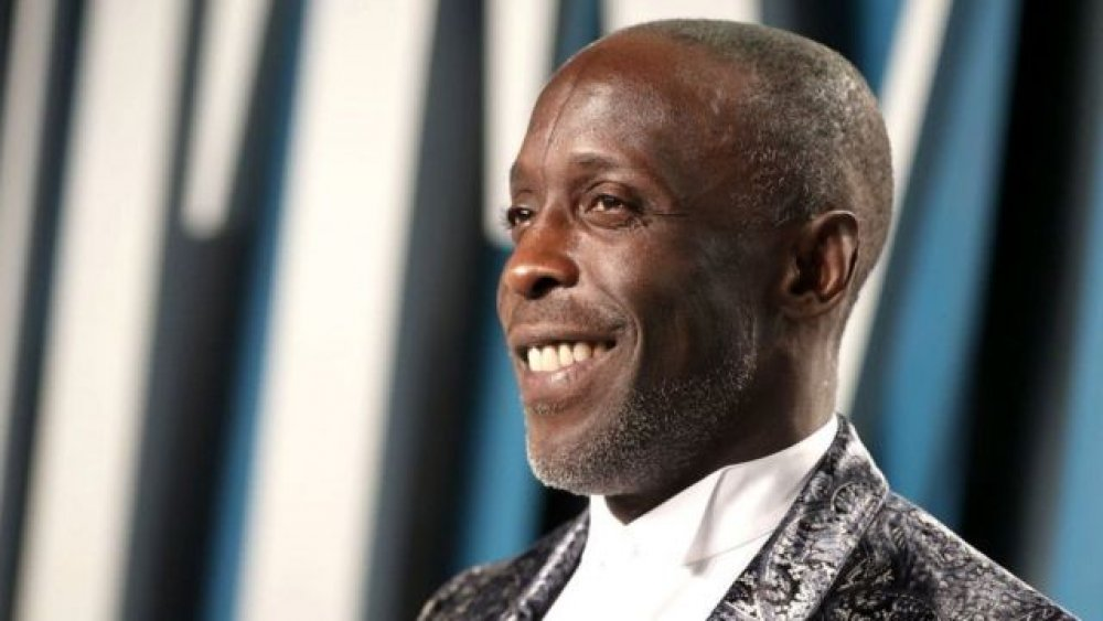 The late Michael K. Williams